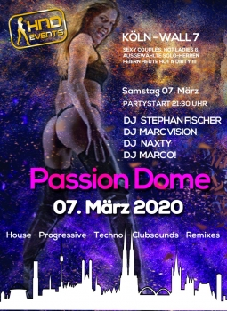 HnD Passion Dome @ Köln 07.03.2020